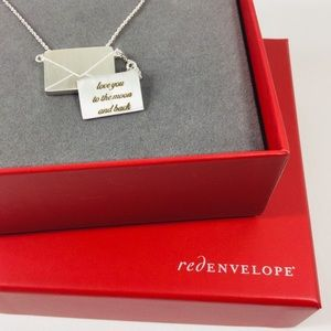 Jewelry - Sterling silver Love Letter Necklace